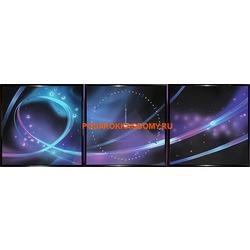 Космическая феерия с часами из кристаллов Swarovski