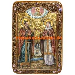 Пётр и Февронья